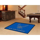US Air Force 4' x 6' Area Rug