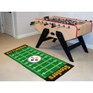 "Pittsburgh Steelers 30"" x 72"" Football Field Runner"