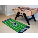 "New England Patriots 30"" x 72"" Football Field Runner"