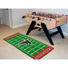 """Atlanta Falcons 30"""" x 72"""" Football Field Runner"""