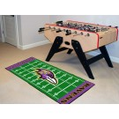 "Baltimore Ravens 30"" x 72"" Football Field Runner"