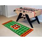 """Cincinnati Bengals 30"""" x 72"""" Football Field Runner"""