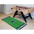 """Dallas Cowboys 30"""" x 72"""" Football Field Runner"""