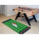 "Denver Broncos 30"" x 72"" Football Field Runner"