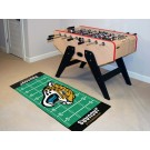 "Jacksonville Jaguars 30"" x 72"" Football Field Runner"