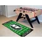 "New York Jets 30"" x 72"" Football Field Runner"