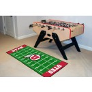 "Utah Utes 30"" x 72"" Football Field Runner"