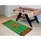 "Cleveland Browns 30"" x 72"" Football Field Runner"