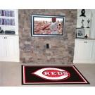 Cincinnati Reds 5' x 8' Area Rug
