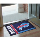 "Buffalo Bills 19"" x 30"" Uniform Inspired Starter Floor Mat"