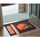 "Cleveland Browns 19"" x 30"" Uniform Inspired Starter Floor Mat"