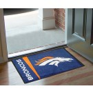 "Denver Broncos 19"" x 30"" Uniform Inspired Starter Floor Mat"