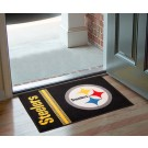 "Pittsburgh Steelers 19"" x 30"" Uniform Inspired Starter Floor Mat"