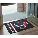 "Houston Texans 19"" x 30"" Uniform Inspired Starter Floor Mat"