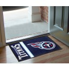 "Tennessee Titans 19"" x 30"" Uniform Inspired Starter Floor Mat"