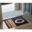"Chicago Bears 19"" x 30"" Uniform Inspired Starter Floor Mat"