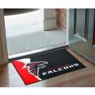 """Atlanta Falcons 19"""" x 30"""" Uniform Inspired Starter Floor Mat"""