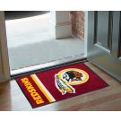 "Washington Redskins 19"" x 30"" Uniform Inspired Starter Floor Mat"