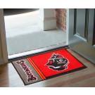 """Tampa Bay Buccaneers 19"""" x 30"""" Uniform Inspired Starter Floor Mat"""