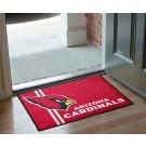 "Arizona Cardinals 19"" x 30"" Uniform Inspired Starter Floor Mat"