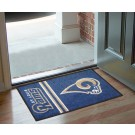 "St. Louis Rams 19"" x 30"" Uniform Inspired Starter Floor Mat"