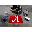 Alabama Crimson Tide 5' x 6' Tailgater Mat (Crimson 'A')