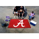 Alabama Crimson Tide 5' x 8' Ulti Mat (Crimson 'A')