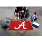Alabama Crimson Tide 5' x 8' Ulti Mat (Crimson 'A') by