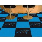 "Carolina Panthers 18"" x 18"" Carpet Tiles (Box of 20)"