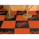 """Baltimore Orioles 18"""" x 18"""" Carpet Tiles (Box of 20)"""