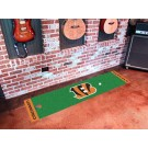 "Cincinnati Bengals 18"" x 72"" Putting Green Runner"