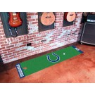 "Indianapolis Colts 18"" x 72"" Putting Green Runner"
