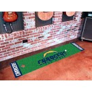 "San Diego Chargers 18"" x 72"" Putting Green Runner"