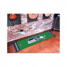 "Seattle Seahawks 18"" x 72"" Putting Green Runner"