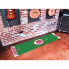 "Cincinnati Reds 18"" x 72"" Putting Green Runner"