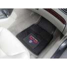 "Atlanta Hawks 17"" x 27"" Heavy Duty Vinyl Auto Floor Mat (Set of 2 Car Mats)"