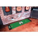 "Boston Celtics 18"" x 72"" Putting Green Runner"