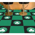 "Boston Celtics 18"" x 18"" Carpet Tiles (Box of 20)"