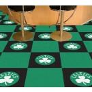"""Boston Celtics 18"""" x 18"""" Carpet Tiles (Box of 20)"""