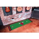 "Chicago Bulls 18"" x 72"" Putting Green Runner"