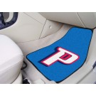 "Detroit Pistons 18"" x 27"" Auto Floor Mat (Set of 2 Car Mats)"