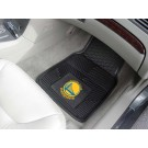 "Golden State Warriors 17"" x 27"" Heavy Duty Vinyl Auto Floor Mat (Set of 2 Car Mats)"