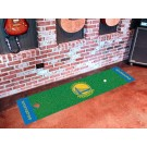 "Golden State Warriors 18"" x 72"" Putting Green Runner"
