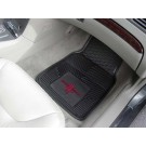 "Houston Rockets 17"" x 27"" Heavy Duty Vinyl Auto Floor Mat (Set of 2 Car Mats)"