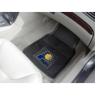 "Indiana Pacers 17"" x 27"" Heavy Duty Vinyl Auto Floor Mat (Set of 2 Car Mats)"