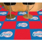 "Los Angeles Clippers 18"" x 18"" Carpet Tiles (Box of 20)"