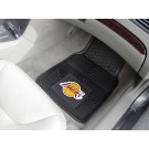 "Los Angeles Lakers 17"" x 27"" Heavy Duty Vinyl Auto Floor Mat (Set of 2 Car Mats)"