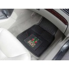 "Milwaukee Bucks 18"" x 27"" Heavy Duty Vinyl Auto Floor Mat (Set of 2 Car Mats)"