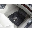 "New Jersey Nets 17"" x 27"" Heavy Duty Vinyl Auto Floor Mat (Set of 2 Car Mats)"