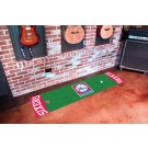 "Philadelphia 76ers 18"" x 72"" Putting Green Runner"
